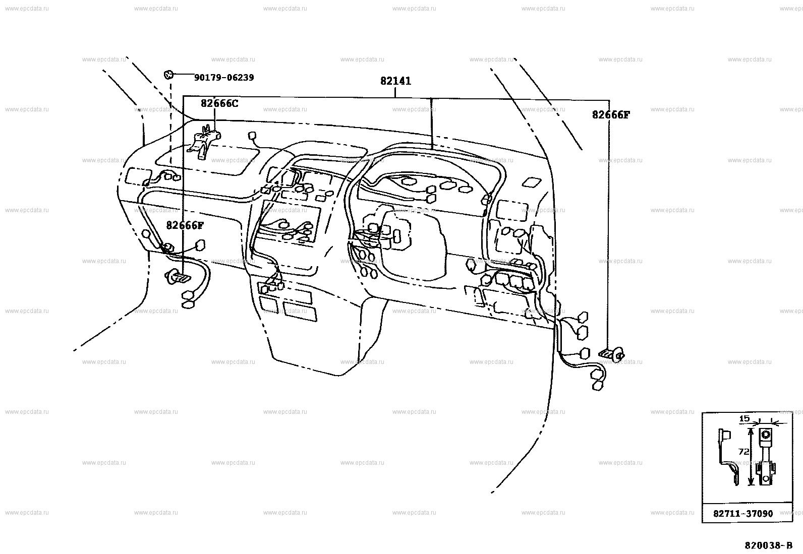 Wiring Diagram For Toyota Ipsum 2002
