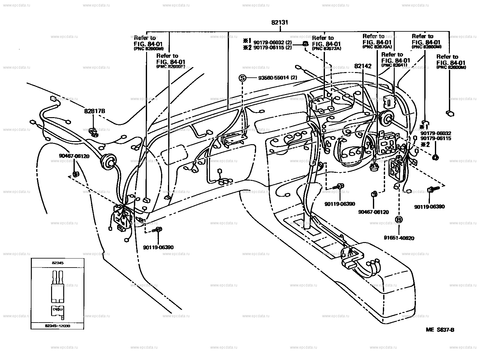 Toyotum Windom Wiring Diagram